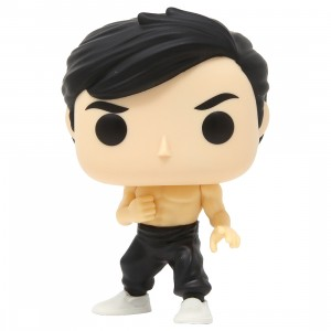 Funko POP Games Mortal Kombat Liu Kang (tan)