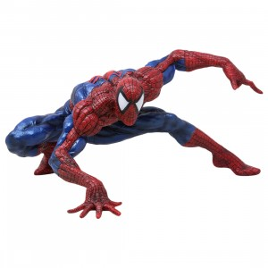 Sentinel Sofbinal Marvel Spider-Man Figure (red)