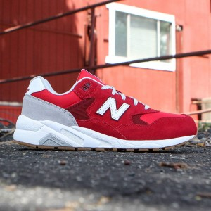 New Balance Men 580 Elite Edition REVlite MRT580MB (red / scarlet sage / light grey)