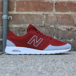 New Balance Men 420 Re-Engineered MRL420GR (red / light grey)