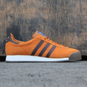 Adidas Men Samoa Vintage (brown / craft ochre / auburn / off white)