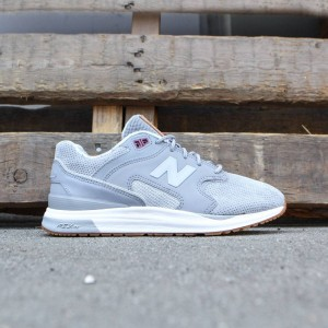 New Balance Women 1550 Suede WL1550NB (gray / steel / silver mink)