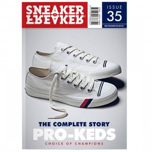 Sneaker Freaker Magazine Issue #35