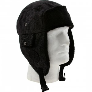 JSLV Flight Bomber Beanie (black)