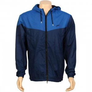 JSLV Dash Windbreaker Jacket (Royal / blue)