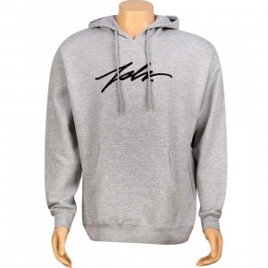 JSLV Signature Pullover Hoody (athletic heather)