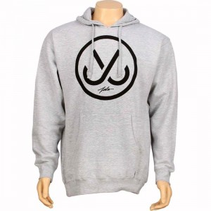JSLV Hooks Pullover Hoody (athletic heather)
