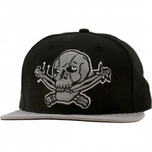 JSLV Beatdown New Era Snapback Cap (black)