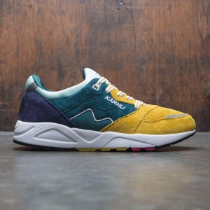 Karhu Men Aria June Bug (green / green sulphur)