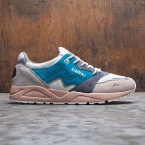 Karhu Men Aria 95 (gray / whitecap / mosaic blue)