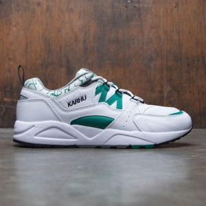Karhu Men Fusion 2.0 - OG (white / ultra marine green)