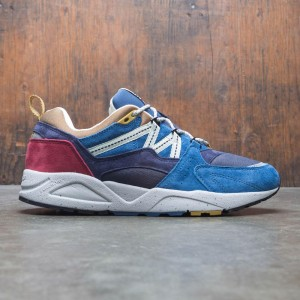 Karhu Men Fusion 2.0 (blue / poseidon / red dahlia)