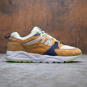 Karhu Men Fusion 2.0 (brown / buckthorn brown / blue flower)