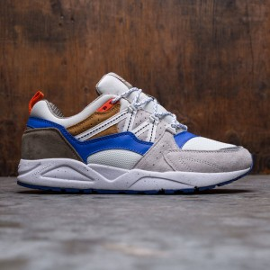Karhu Men Fusion 2.0 (gray / lunar rock / dazzling blue)