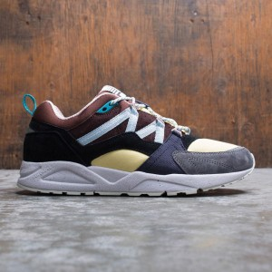 Karhu Men Fusion 2.0 Kitee Pack (brown / chocolate torte / shadow gray)
