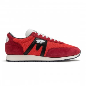 Karhu Men Albatross 82 (red / barbados cherry / fiesta)