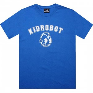 Kidrobot Sport Tee (royal blue)