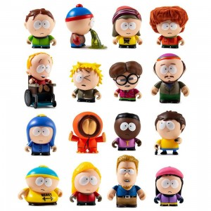 Kidrobot x South Park Vinyl Mini Series 2 Figure - 1 Blind Box
