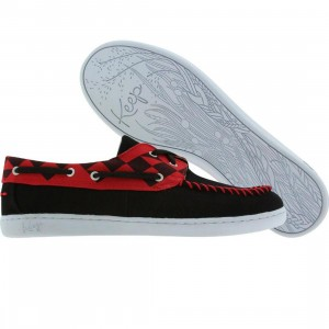 Keep Womens Benten (black / red snakenose)