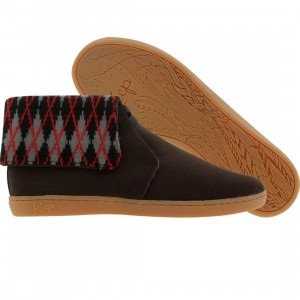 Keep Womens Nuss (brown argyle)