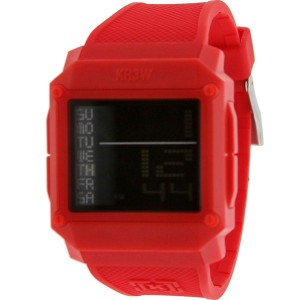 KR3W Halo Watch (red / black)