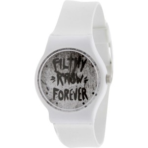 KR3W Freshman Filthy Watch (white)