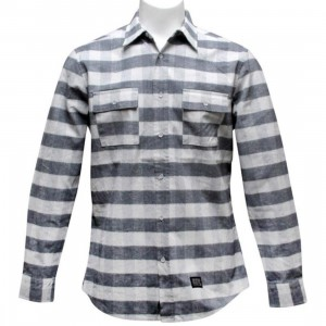 KR3W Outdoor Long Sleeve Shirt (black / white)