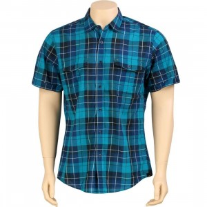 KR3W Lowell Short Sleeve Shirt (blue)