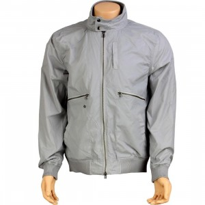 KR3W Hendry Nylon Jacket (grey)