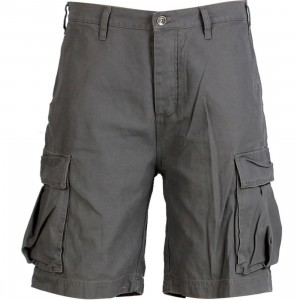 KR3W Hiland Cargo Shorts (dark grey)
