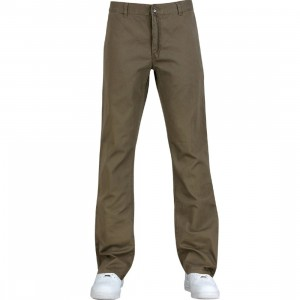 KR3W Klassic Chino Pants (military green)
