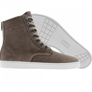 KR3W Franklin (grey oiled suede)