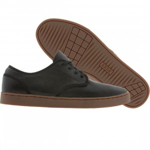 KR3W Grant Low (black kidskin)