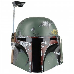 EFX Collectibles Star Wars The Empire Strikes Back Boba Fett Precision Crafted Replica Helmet (green)
