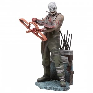 Kotobukiya Dead By Daylight The Trapper Statue (brown)