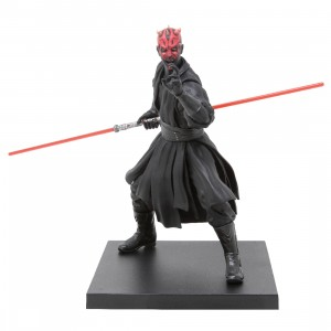 Kotobukiya ARTFX+ Star Wars The Phantom Menace Darth Maul Statue Re-run (black)