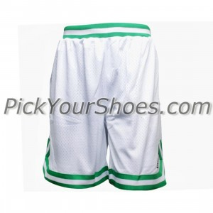 K1X Double X Shorts (white / green)