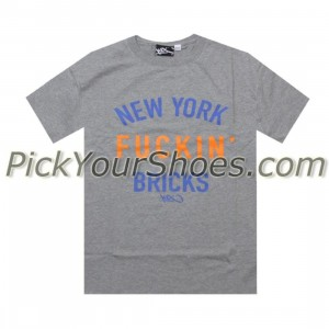 K1X NY Bricks Tee (grey)