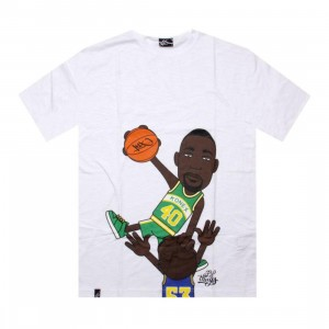 K1X Lil Manchild Tee (white) - PYS.com Exclusive