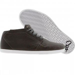 K1X Ip Leather (grey / white tumbled)