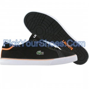 Lacsote Huntingdon SPM Canvas (black / orange)