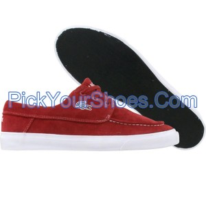 Lacoste Navier 4 SRM Suede (red)