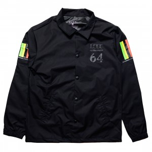 La Carrera Cycling Club Men Master Chrono Coaches Jacket (black)