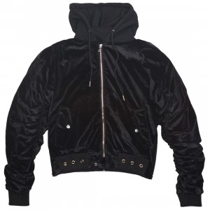 Lifted Anchors Men Faithfull Jacket (black)