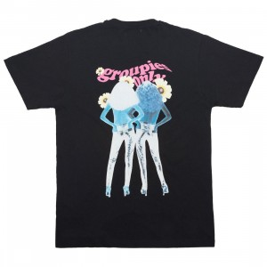Lifted Anchors Men Backstage Tee (black)