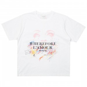 Lifted Anchors Men L'amour Tee (white)