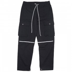 Lifted Anchors Men Yorke Pants (black)