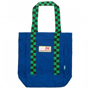 Lazy Oaf x Sailey Tote Bag (blue)