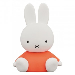 PREORDER - Medicom UDF Dick Bruna Series 4 Sitting Miffy Figure (orange)