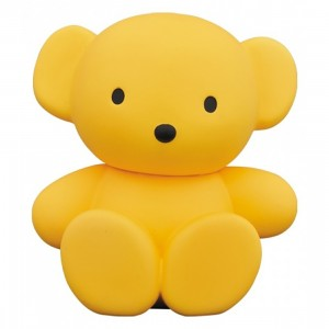 PREORDER - Medicom UDF Dick Bruna Series 4 Stuffed Bear Figure (yellow)